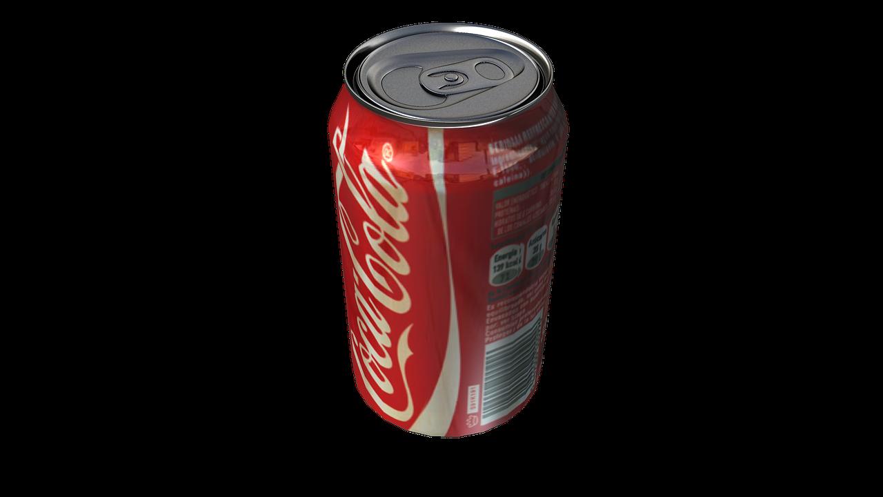 صناعة المياه الغازية (cola)