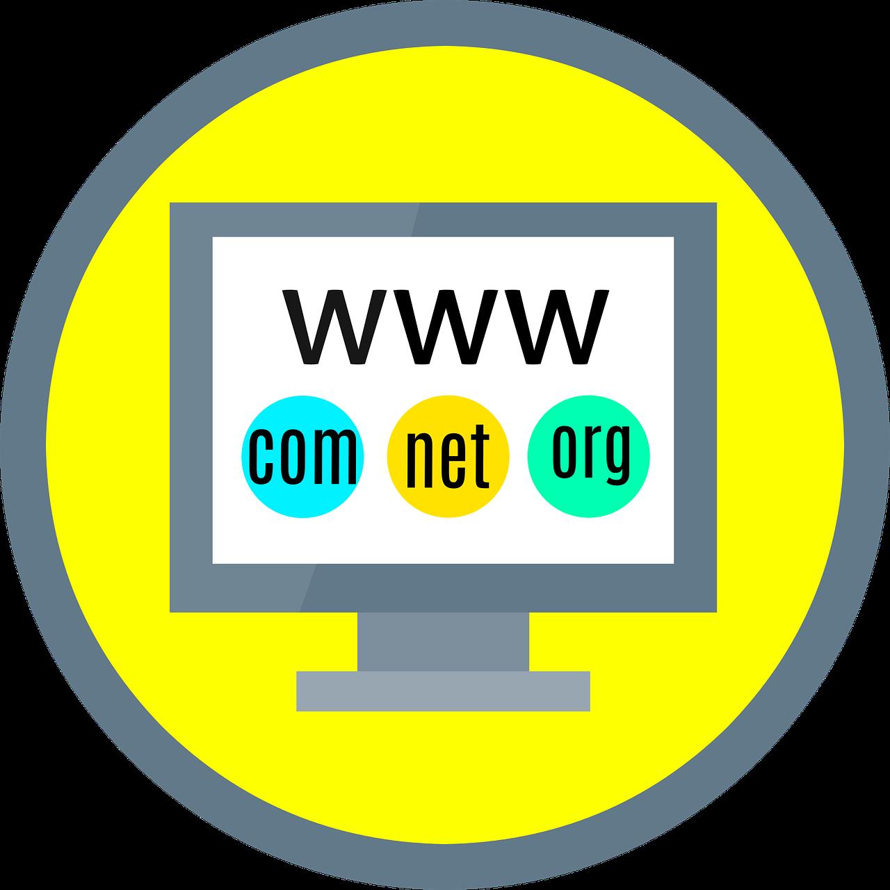مواقع الإنترنت : تعاريف أولية